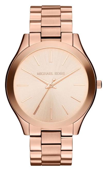 Michael Kors Runway Rose Gold Tone MK3197 Women's Watch