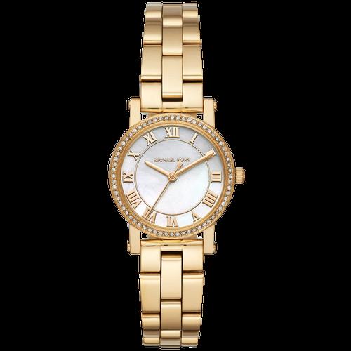Michael Kors Petite Norie Quartz Diamond Accent MK3682 Women's Watch