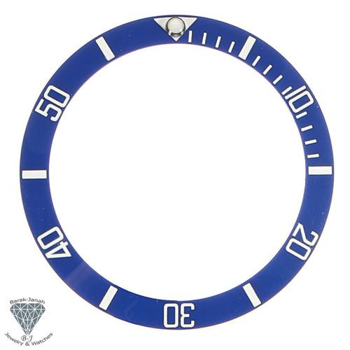 Blue White Ceramic Bezel Insert For Rolex Submariner 116619 Watches