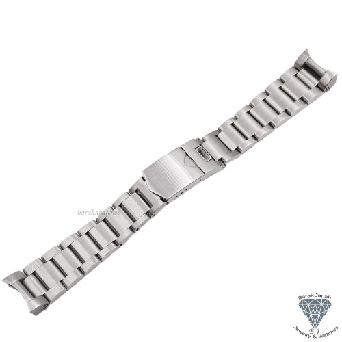 22mm Solid Steel Bracelet Watch Band For Tudor Black Bay Heritage Watches + Tool