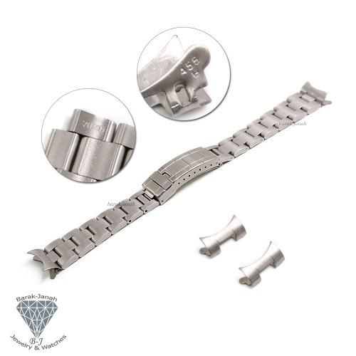 20mm Watch Band Bracelet For Vintage Rolex Submariner Ref 1680 5513 14060 + Tool