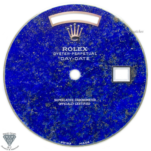 Blue Rolex Lapis Lazuli Stone Dial For Rolex Day-Date