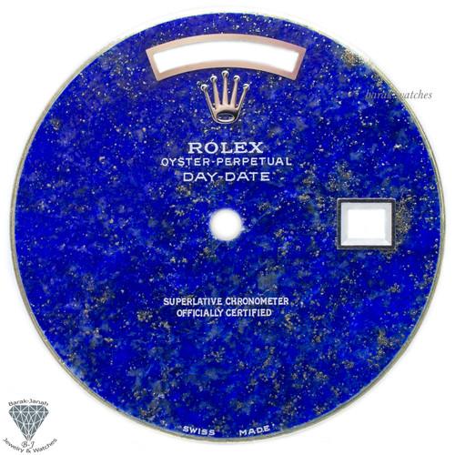 Blue Rolex Lapis Lazuli Stone Dial For Rolex Day-Date