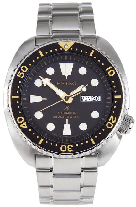 Seiko Prospex Turtle Automatic Diver's 200M SRP775 SRP775J1 SRP775J Men's Watch