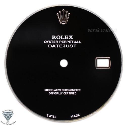 Black Rolex Onyx Dial