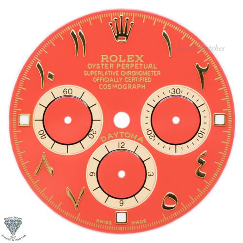 Custom Rolex Dial Arabic Number