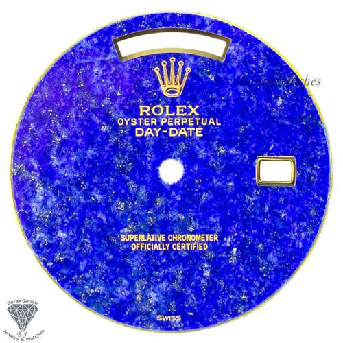 Blue Rolex Lapis Lazuli Stone Dial