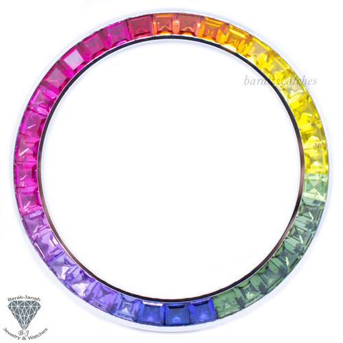 Rainbow Bezel For Rolex Daytona 116500LN 116599RBOW