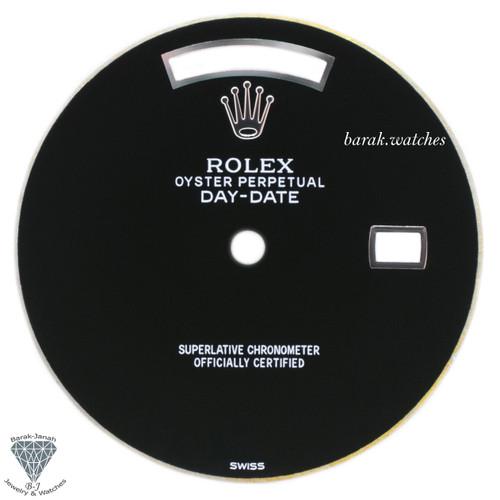 Rolex Onyx Stone Dial