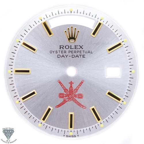 Oman Khanjar Rolex Dial
