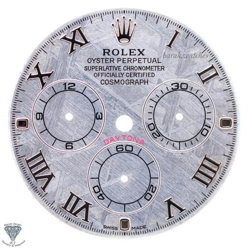 Meteorite Rolex Dial For Rolex Daytona 116509
