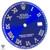 Blue Roman Dial For Rolex DateJust 36mm Caliber 3035 3135 - Silver