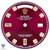 Cherry Baguette Diamonds Rolex Dial For Rolex Day-Date Caliber 3155 3055