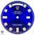 Deep Blue Baguette Diamonds Rolex Dial For Rolex Day-Date Caliber 3155 3055