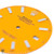 Orange Dial For Rolex DateJust 41mm 126300 Caliber 3235 - Oyster Perpetual Style