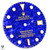 Blue Lapis Lazuli Dial For Rolex Submariner 16618 18k - Caliber 3135 3035