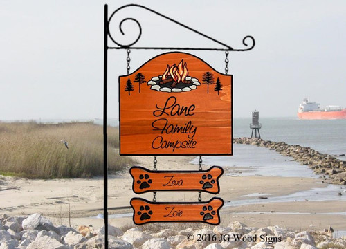 RV Signs Personalized