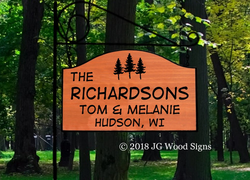 Camping Signs. wooden camper sign