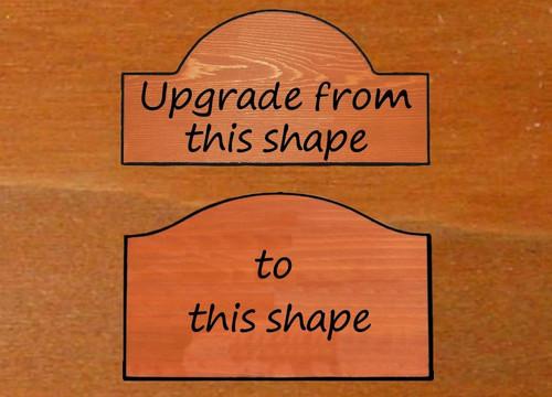 Sign Shape