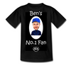 Ben Barker Kids T-Shirt Black