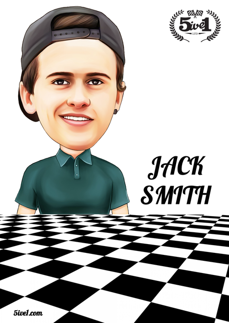 Jack Smith Poster