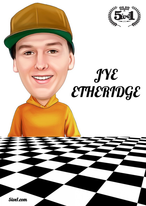 Jye Etheridge Poster