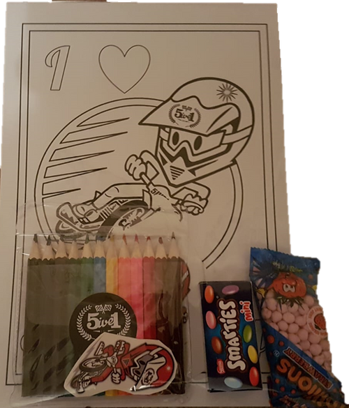 Kids Activity Pack 1 - Colouring