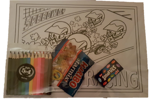 Kid's Activity Pack 2 - Colouring
