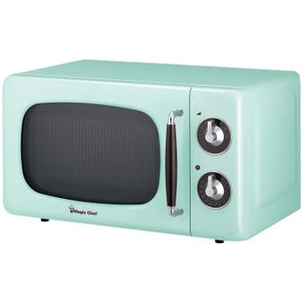.7 Cubic-Ft 700-Watt Retro Microwave (Mint Green) (MCPMCD770CM)