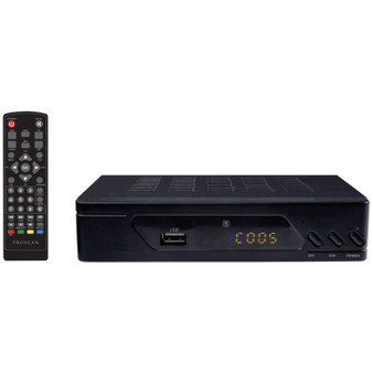 Digital Tv Converter Box (CURPAT102)