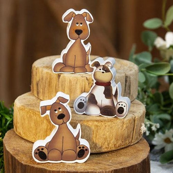Chunky Puppy - 3 Assorted