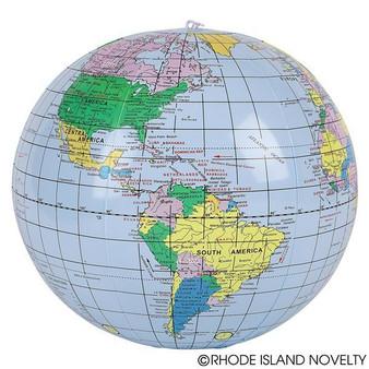 "(INGLO16) 16"" Globe Inflate"