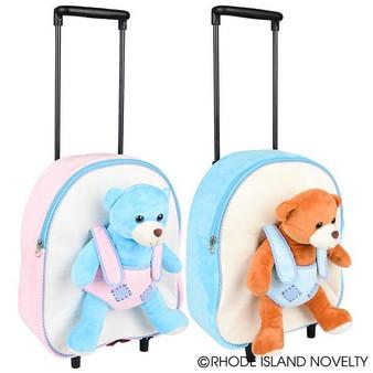 "(APTBBEA) 12"" Bear Travel Bag"