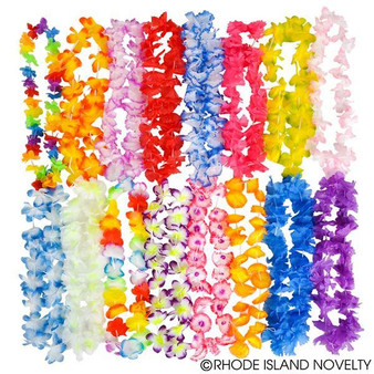 "(LUAST50) 36""-42"" Lei Assortment (50Pcs/Pack)"