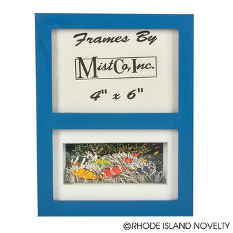 "(OGN4510) 4""X6"" Tropical Fish Frame"