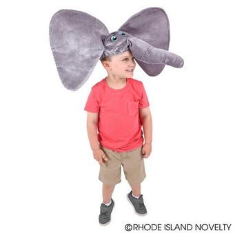 (HAPLUEL) Plush Elephant Hat
