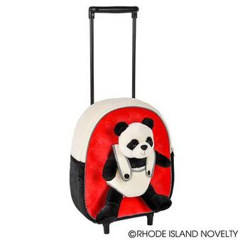 "(APTBPAN) 12"" Panda Travel Bag"