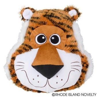 """(APPTI11) 11"""" Tiger Pillow"""