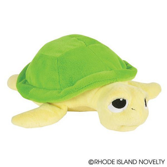"(APPSE11) 11"" Sea Turtle Pillow"