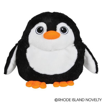 "(APPPE11) 11"" Penguin Pillow"
