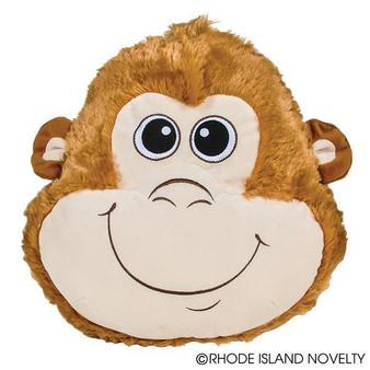 "(APPMO11) 11"" Monkey Pillow"
