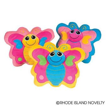 """(APPBU11) 11"""" Butterfly Pillow"""