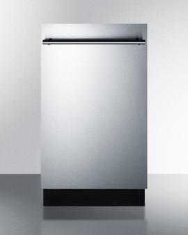 "(DW18SS2ADA) 18"" Wide Ada Compliant Energy Star Qualified Dishwasher"