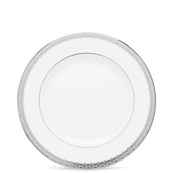 """773728"" Lace Couture Dinnerware Salad Plate"