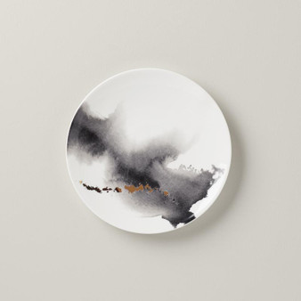 """873489"" Winter Radiance Dinnerware Accent Plate"