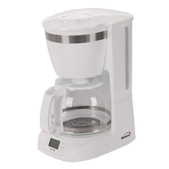 10-Cup Digital Coffee Maker (White) (BTWTS219W)