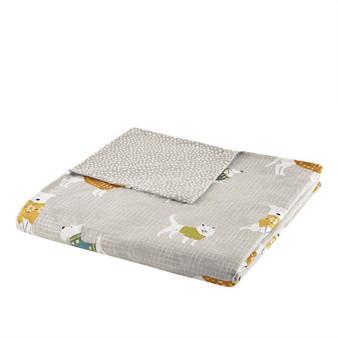 True North By Sleep Philosophy Cozy Flannel Duvet Set - Full/Queen TN12-0391