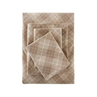 True North By Sleep Philosophy Cozy Flannel Sheet Set -Queen TN20-0073