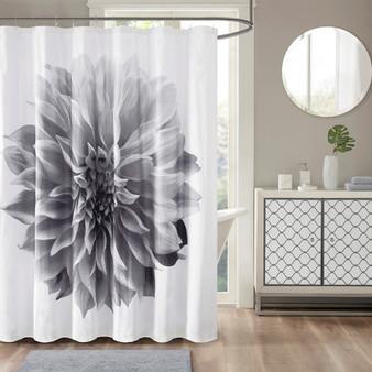Norah 200Tc Cotton Percale Shower Curtain - MP70-7542