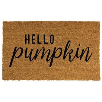 Hello Pumpkin Door Mat G1200013